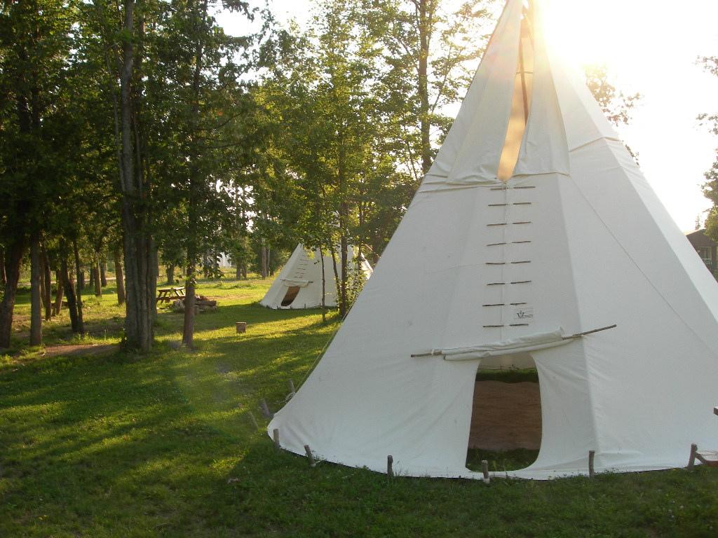 Addition zum Camp